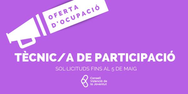 Copia de Copia de Oferta Tècnic_a Participació