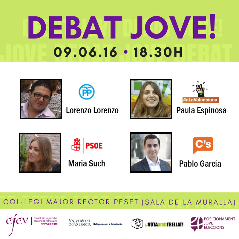 cartell candidats i candidates